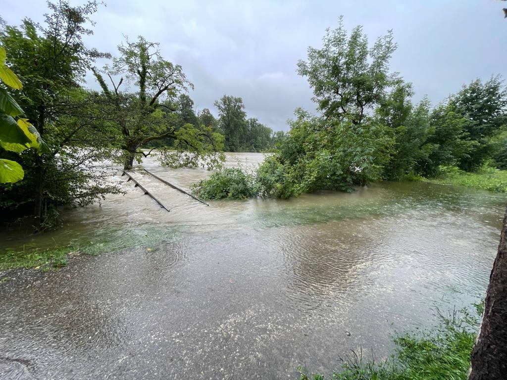 Flooding - never seen it so high